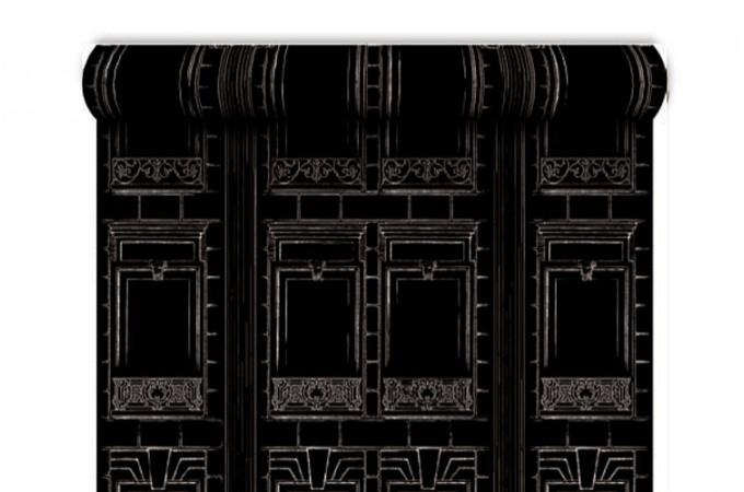 papier peint trompe oeil effet baroque papier peint intiss pas cher. Black Bedroom Furniture Sets. Home Design Ideas