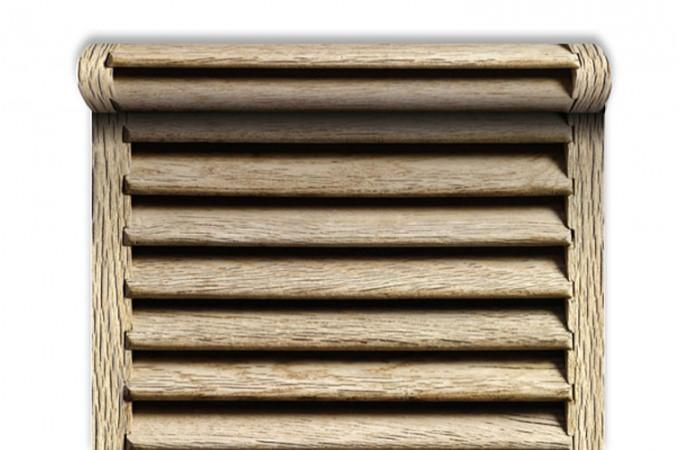 papier peint volets anciens en bois papiers peints zen pas cher. Black Bedroom Furniture Sets. Home Design Ideas