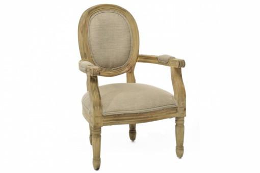 Fauteuil enfant en bois et lin beige fauteuils enfants pas cher - Fauteuil enfant pas cher ...