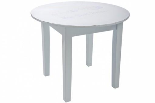 table pour enfant en bois bleu pas ch re. Black Bedroom Furniture Sets. Home Design Ideas