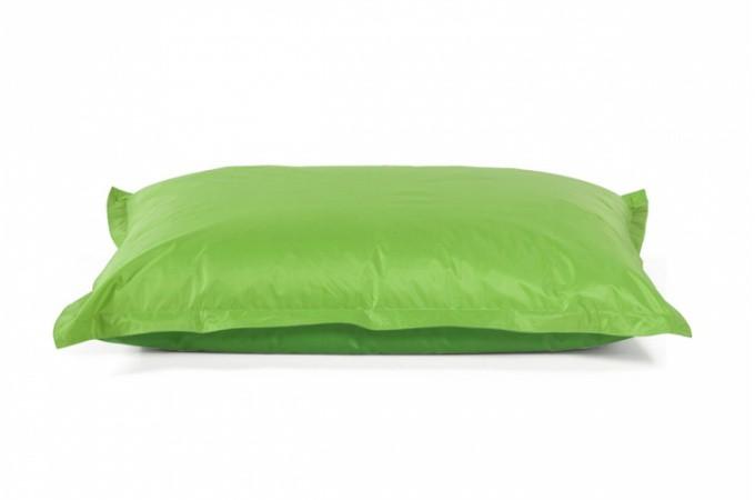 pouf g ant en polyester vert storm poufs g ants pas cher. Black Bedroom Furniture Sets. Home Design Ideas