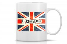 Mug en Céramique London Enigme - Deco meuble british