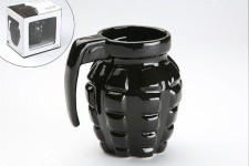 Tasse Grenade Noire - Decoration interieur design