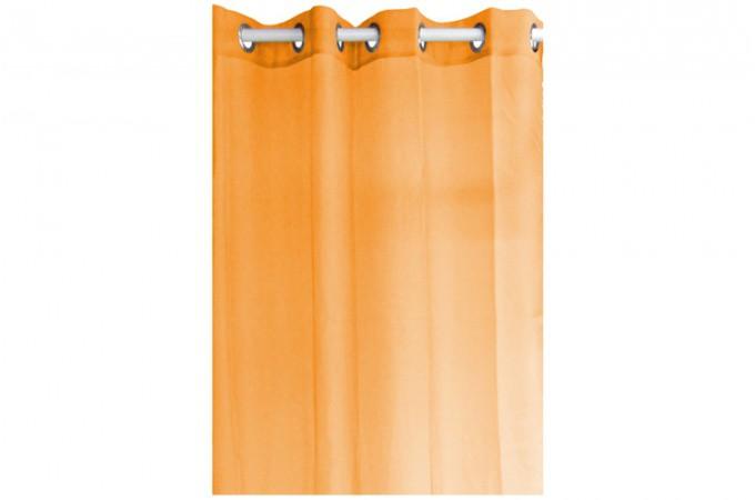 rideau orange pas cher. Black Bedroom Furniture Sets. Home Design Ideas