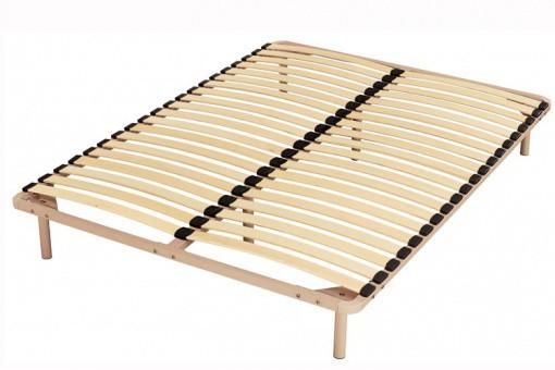 sommier cadre lattes ebakit 20 140x190 declikdeco. Black Bedroom Furniture Sets. Home Design Ideas