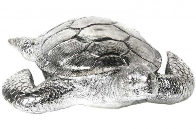 kare design déco tortue argentée les voici une jolie statue tortue ...
