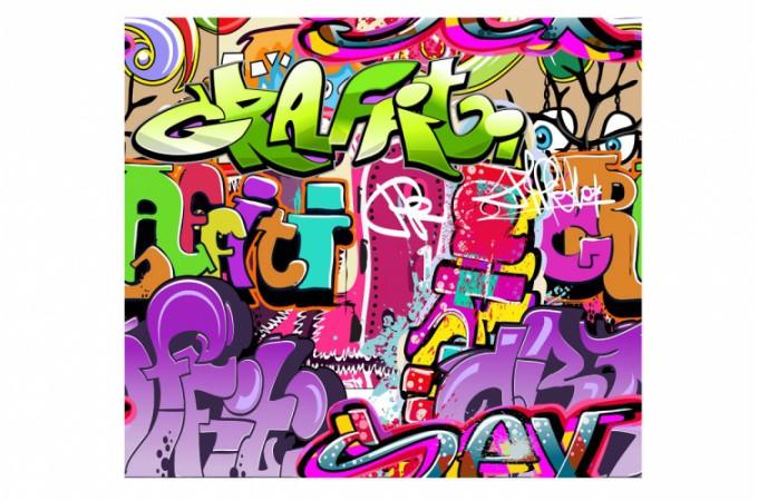 Tableau pop art pas cher tableau retro tableau pop for Tableau couleur flashy