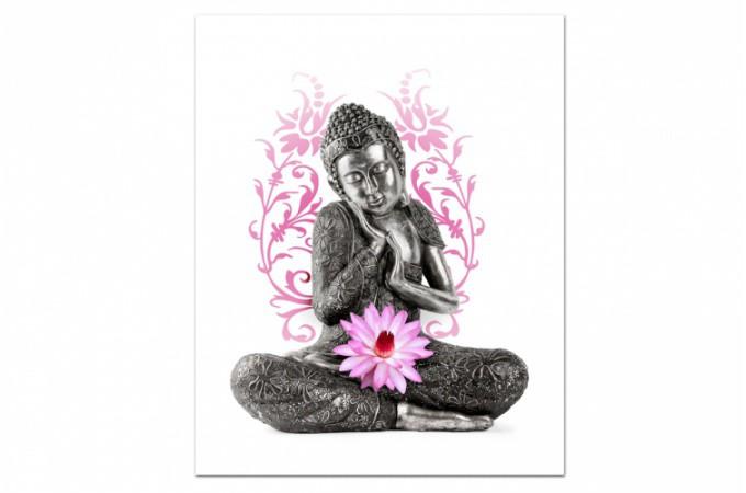 tableau zen pas cher tableau toile cadre zen lotus fleur. Black Bedroom Furniture Sets. Home Design Ideas