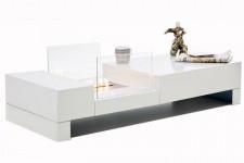 Meubles deco design pour le salon console meuble tv buffet chemin e page 1 - Table basse bio ethanol ...