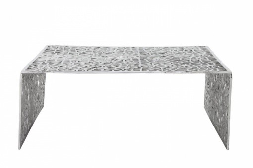 Table Basse Argent