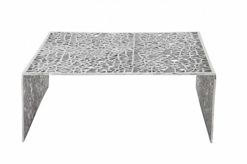 Table Basse design en Alu Alveoles