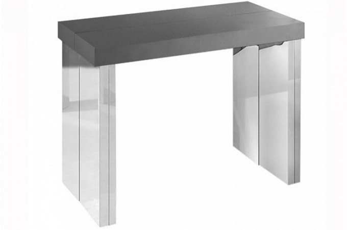 table console extensible transformable page 1. Black Bedroom Furniture Sets. Home Design Ideas