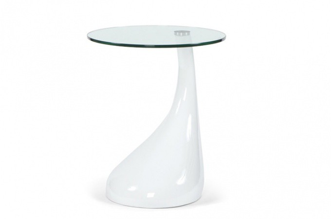 Table d 39 appoint design snoopy blanc tables d 39 appoint pas for Petite table d appoint pas cher