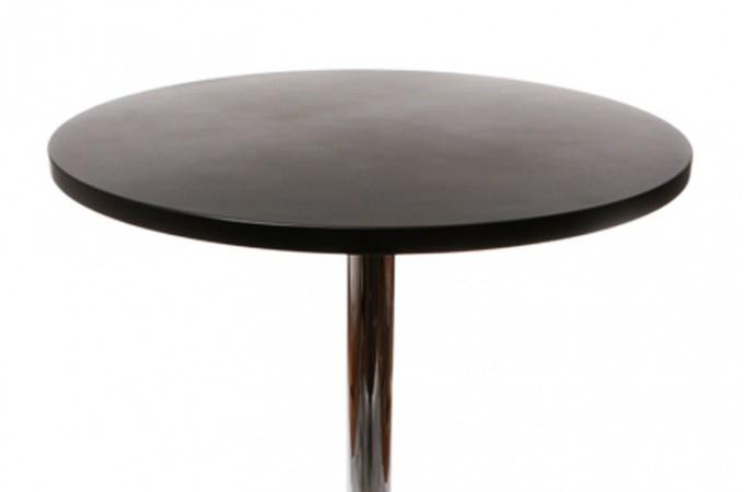 Table De Bar Noir