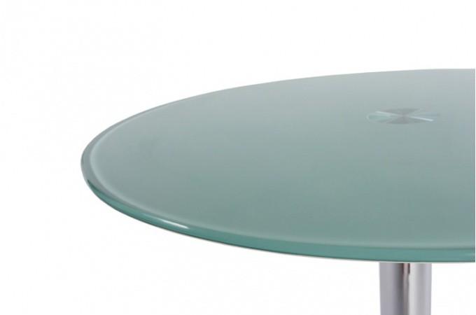 table de bar plateau verre