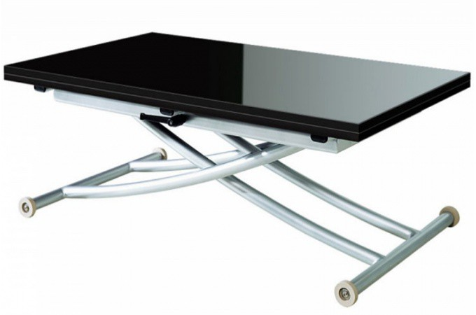 Preview - Table basse relevable a rallonge ...