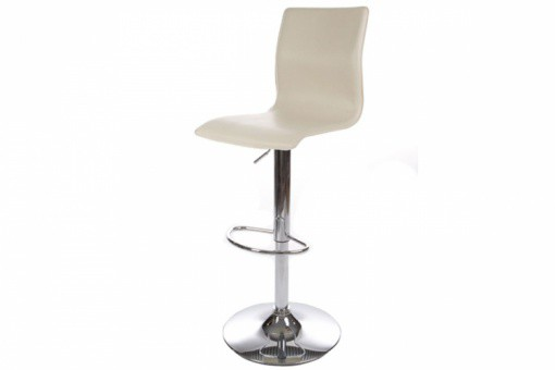 Tabouret de Bar Blanc design Utopia