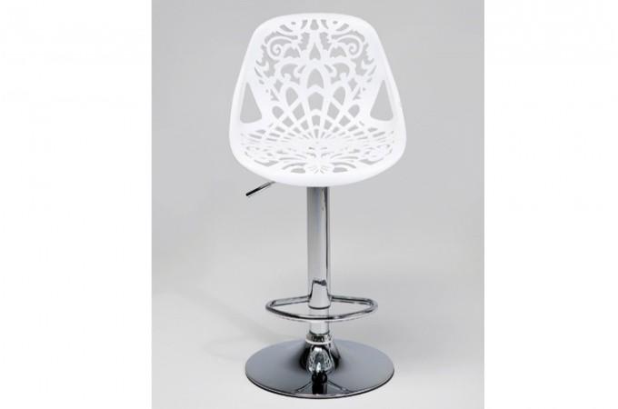 tabouret de cuisine blanc ~ design d'intérieur et idées de meubles - Chaise De Bar Blanche