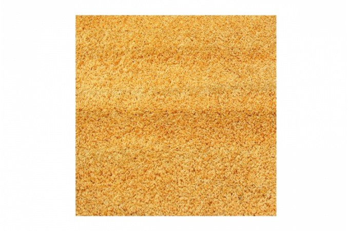 tapis poils shaggy jaune 160x230 cm tapis design pas cher. Black Bedroom Furniture Sets. Home Design Ideas