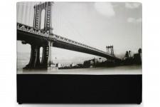 Tête de Lit Tête de Lit 160 cm Pont de Brooklyn, deco design