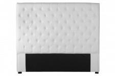 Tête de Lit Tête de Lit Capitonnée 180 cm design Blanc, deco design