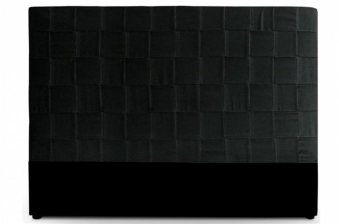 t te de lit noir 180 cm pas ch re. Black Bedroom Furniture Sets. Home Design Ideas