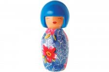 Poupée Chinoise Kare Design Tirelire Bleue, deco design