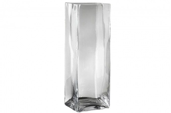 vase transparent telo 42 cm vases et vides poches pas cher. Black Bedroom Furniture Sets. Home Design Ideas