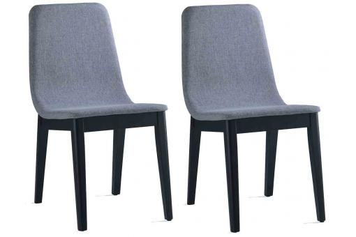 Lot de 2 Chaises FELICIE