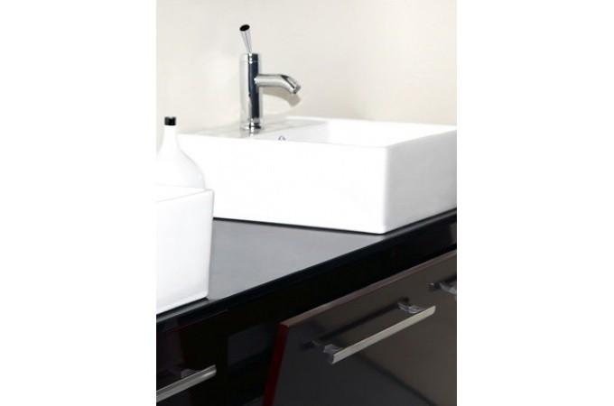 Meubles salle de bain meuble salle de bain design et pas - Meuble salle de bain romantique ...
