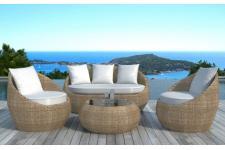 Salon de jardin blanc sur DeclikDeco, n°1 de la deco design en ligne