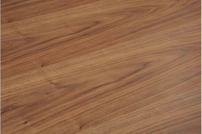 Table en bois h v a sensa 180cm plateau noyer clair et - Plateau en bois pas cher ...