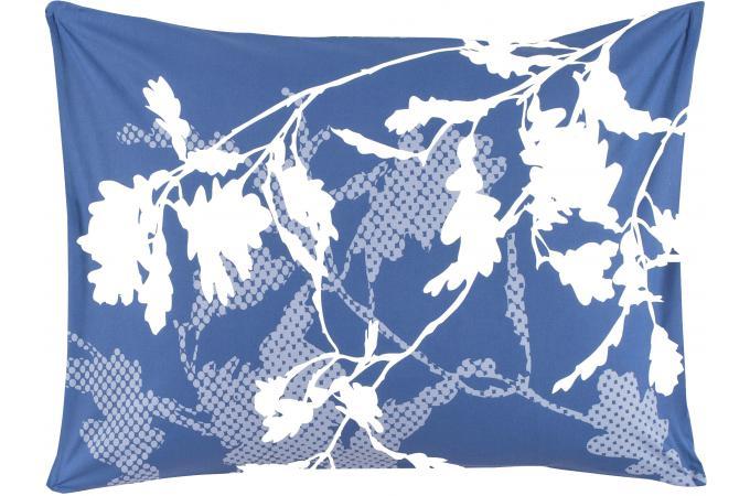 taie d 39 oreiller coton imprim 50x70 sherwood housse de couette et taie d 39 oreiller pas cher. Black Bedroom Furniture Sets. Home Design Ideas