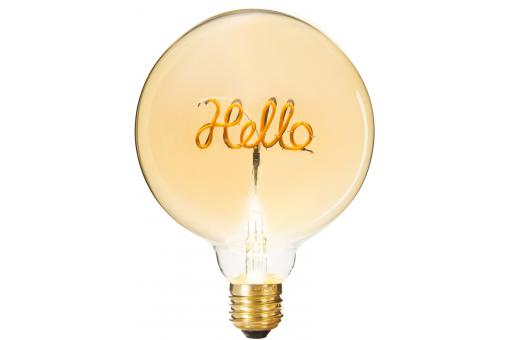 Ampoule Décorative Hello LICHT - 3s x home