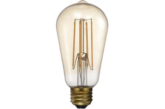 ampoule led r tro vintage vertical edison ampoule. Black Bedroom Furniture Sets. Home Design Ideas