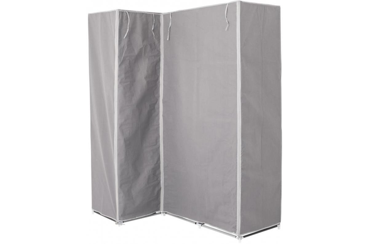 Armoire Dressing Chambre Adulte armoire d'angle modulable 1 penderie et 10 etagères modura plus d'infos