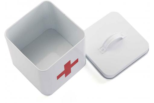 Boite a pharmacie blanche bolnica bo te de rangement pas cher - Boite a pharmacie design ...