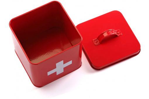 Boite a pharmacie rouge bolnica bo te de rangement pas cher - Boite a pharmacie design ...