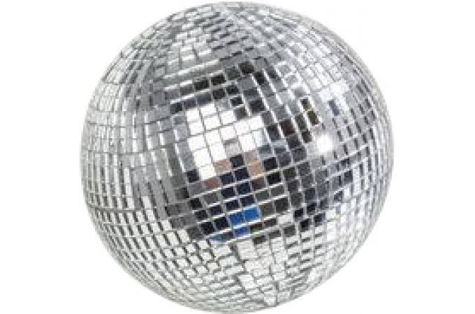 boule disco kare design d12 en fibre de verre disco statue design pas cher. Black Bedroom Furniture Sets. Home Design Ideas
