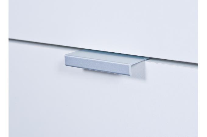 Bureau modulable avec 4 espaces de rangement bois lucille bureau