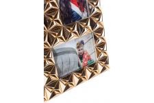 Cadre Quattro Rosegold PUNCH - Decoration de noel design