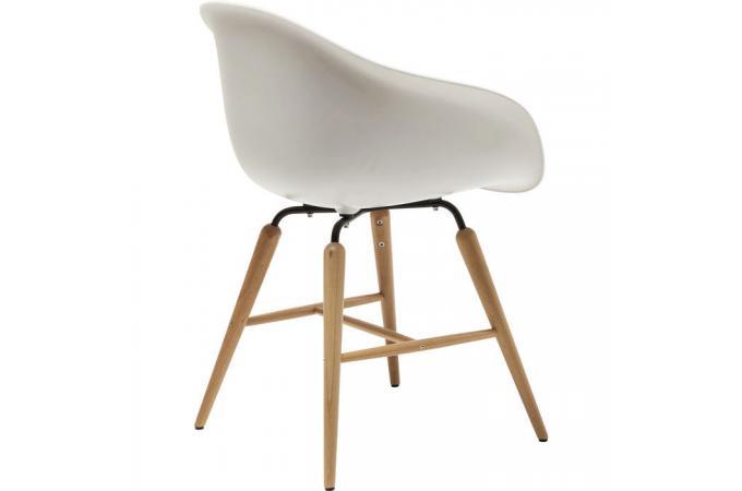 D'infos À Accoudoirs Design Kare Chaise Forum Plus Blanche 0OkXw8nP
