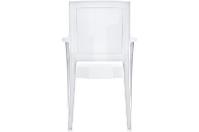 chaise blanche laquee maison design. Black Bedroom Furniture Sets. Home Design Ideas