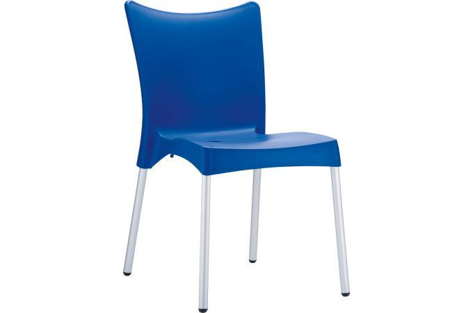 chaise design bleu julie chaise design pas cher. Black Bedroom Furniture Sets. Home Design Ideas