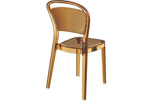 chaise design jaune transparent biz chaise design pas cher. Black Bedroom Furniture Sets. Home Design Ideas