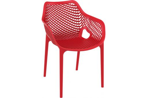 Chaise design Rouge AERIA