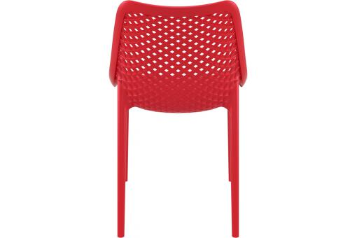 Chaise design Rouge Max