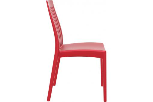 Chaise Design Rouge