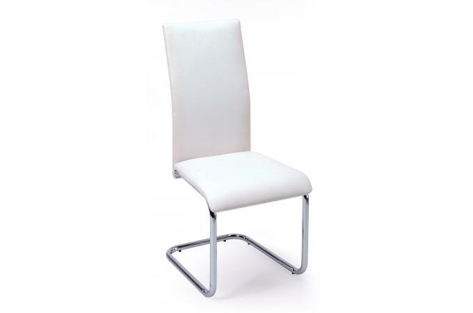 Chaise design blanche tanner chaise design pas cher - Chaise design blanche pas cher ...