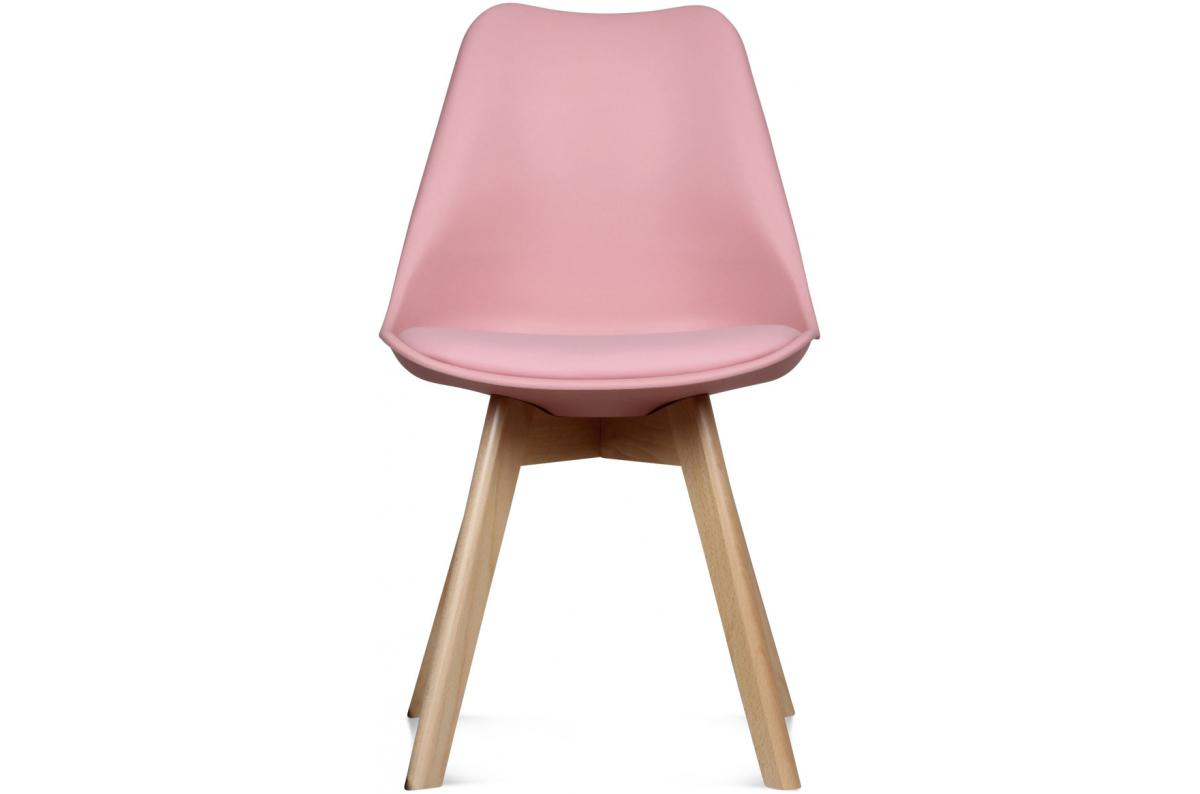 Chaise Design Style Scandinave Rose ESBEN Plus d'infos